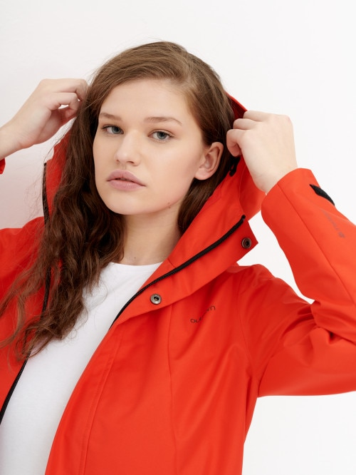 Women's trekking jacket