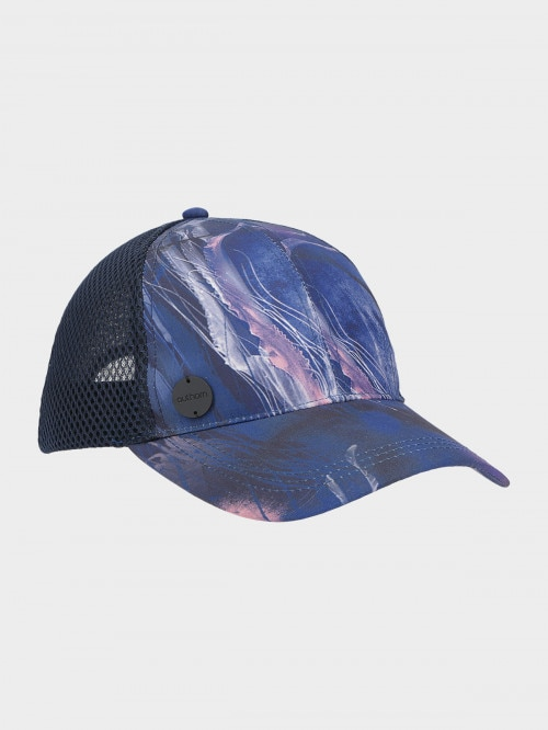 Women's cap CAD601  multicolour 1 allover