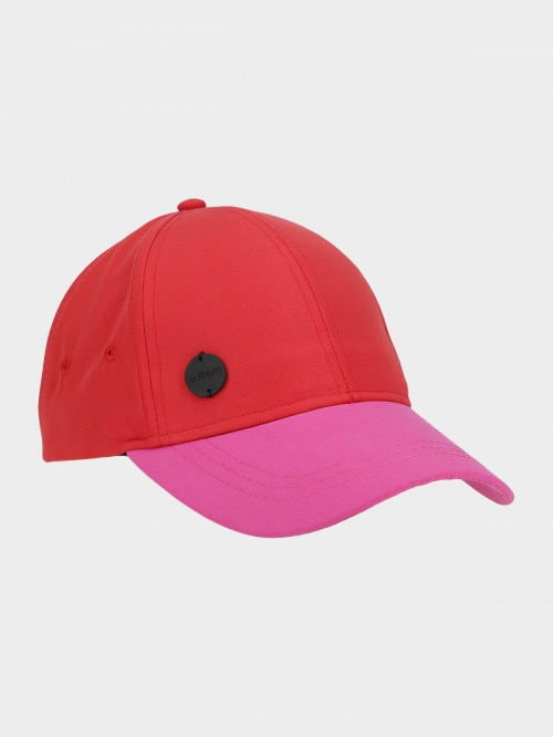 Women's cap CAD600  red