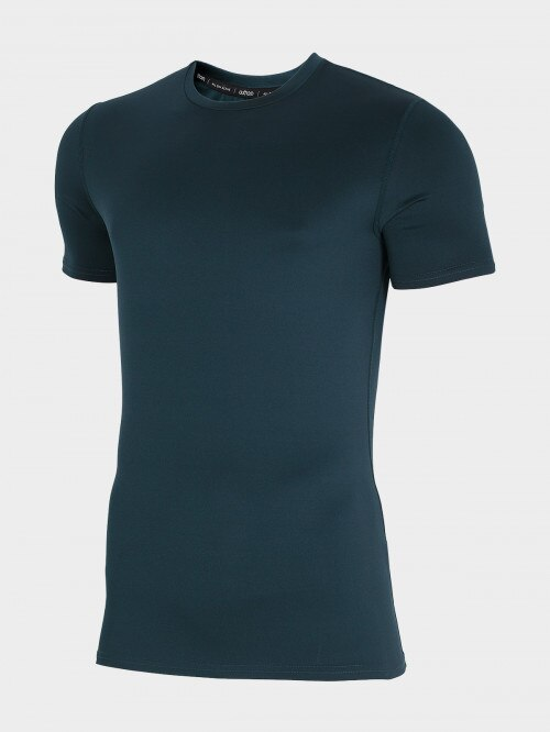 Men's active shirt TSMF600 - dark blue