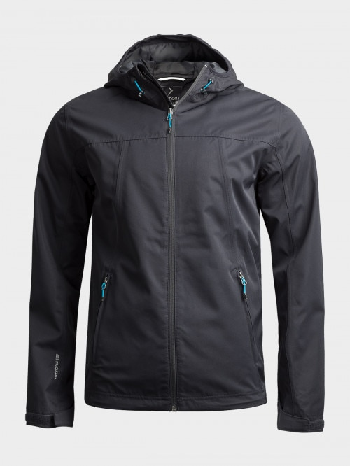 Men's functional jacket KUMT602  anthracite