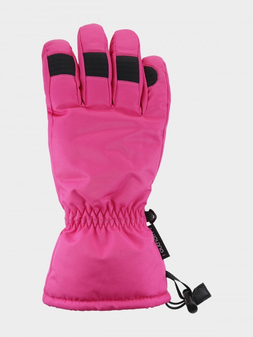Women's ski RED601  hot pink