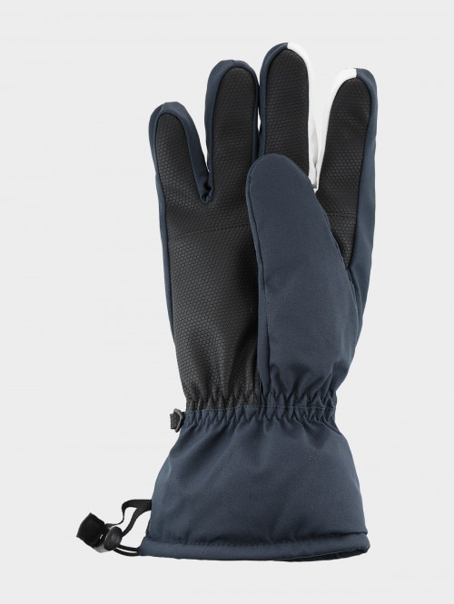 Men's ski gloves REM600 - navy