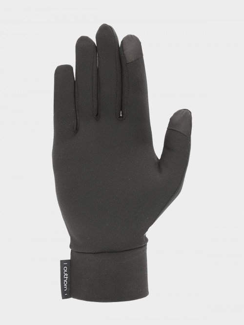 Unisex TouchScreen gloves REU602 - deep black