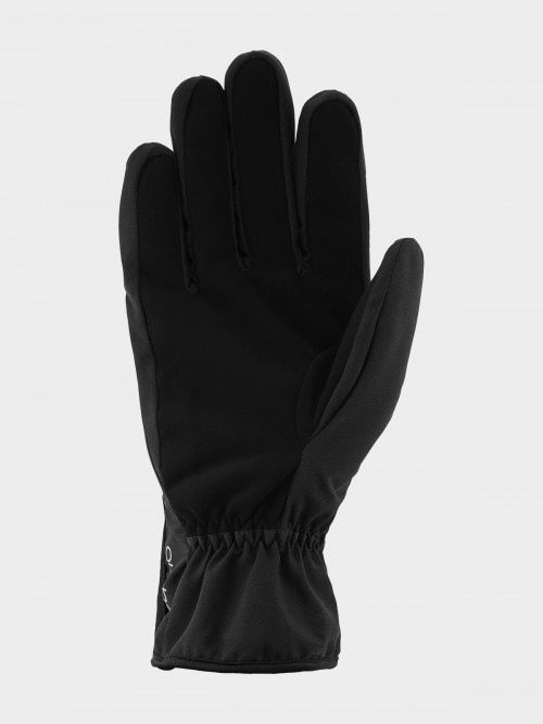 Unisex gloves REU604 - deep black