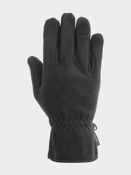Unisex gloves REU605  deep black