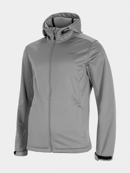 Men's softshell jacket SFM600 - grey