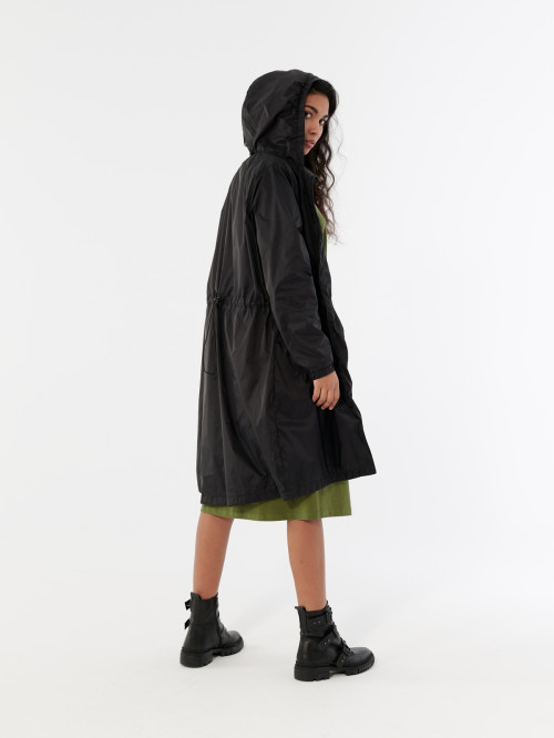 Women's coat KUDC601  deep black